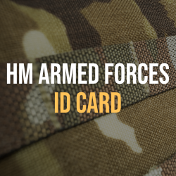 hm forces id card