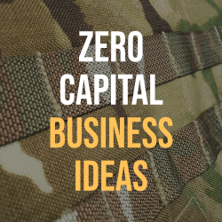 zero capital ideas