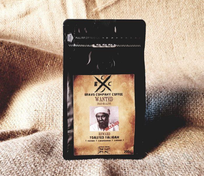 military coffee company